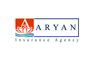 Aryan Insurance Agency Insurance & Risk Management Logo Design