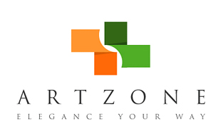 Artzone Elegance Your Way Interior & Exterior Logo Design