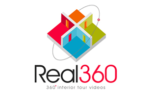 Real 360 Interior & Exterior Logo Design
