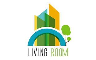 Living Room Interior & Exterior Logo Design