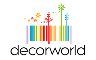 Decorworld Interior & Exterior Logo Design