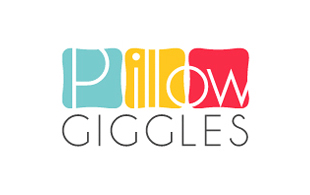 Pillow Giggles Interior & Exterior Logo Design