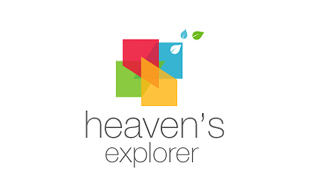 Heaven's Explorer Interior & Exterior Logo Design