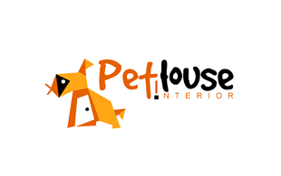 Pethouse Interior Interior & Exterior Logo Design