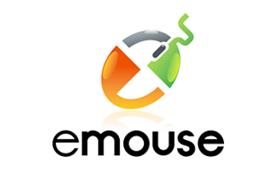 Emouse Internet & Cable Logo Design