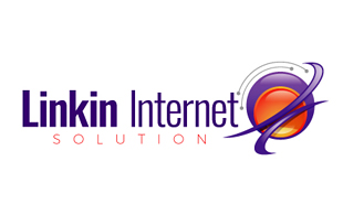 Linkin Internet Solution Internet & Cable Logo Design