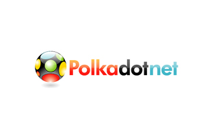 Polkadotnet Internet & Cable Logo Design