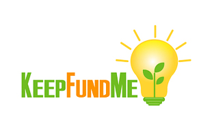 Keep Fund Me Investment & Crowdfunding Logo Design