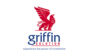 Griffin Investment & Crowdfunding Logo Design