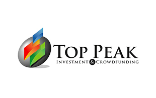 Top Peak Investment & Crowdfunding Logo Design
