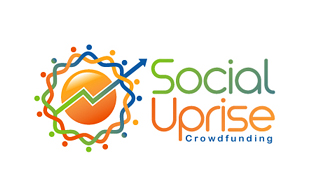 Social Uprise Investment & Crowdfunding Logo Design