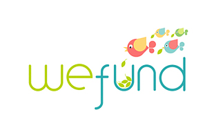 We Fund Investment & Crowdfunding Logo Design