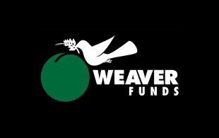 Weaver Funds Investment & Crowdfunding Logo Design