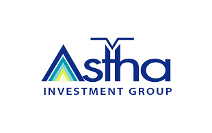 Astha Investment & Crowdfunding Logo Design