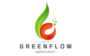 Greenflow IT and ITeS Logo Design
