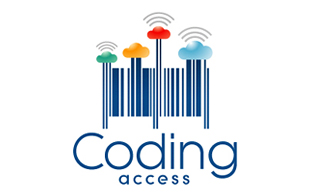 Coding Access IT and ITeS Logo Design