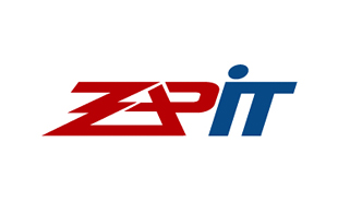 Zapit IT and ITeS Logo Design