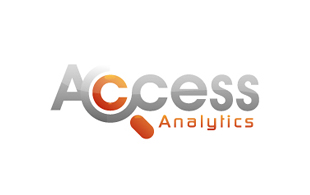 Access Analytics IT and ITeS Logo Design