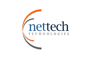 Nettech IT and ITeS Logo Design