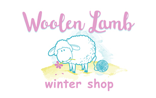 Woolen Lamb Kids Logo Design