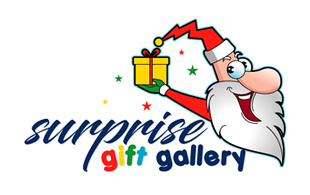 Surprise Gift Gallery Kids Logo Design