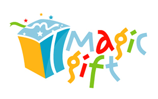Magic Gift Kids Logo Design
