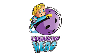 Encircling Hero Kids Logo Design