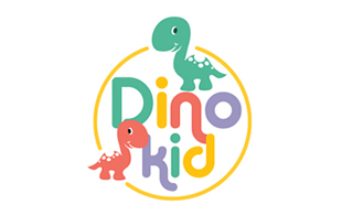 Dino Kids Logo Design