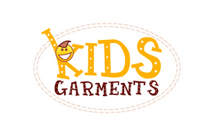 Kids Garments Kids Logo Design