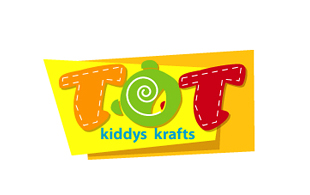 TOT Kiddys krafts Kids Logo Design