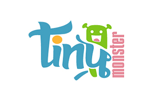 Tiny monster Kids Logo Design