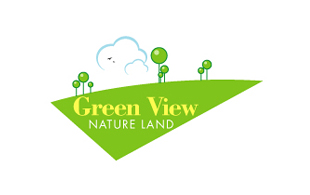 Green View Landscaping & Gardening Logo Design