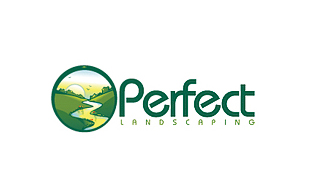 Perfect Landscaping & Gardening Logo Design