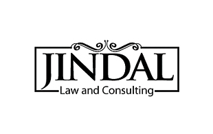 Jindal Law & Consulting Legal Services Logo Design