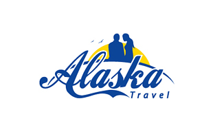 Alaska Travel Leisure, Travel & Tourism Logo Design
