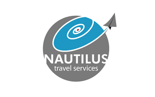 Nautilus Travel Services Leisure, Travel & Tourism Logo Design