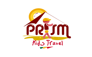 Prism Kids Travel Leisure, Travel & Tourism Logo Design
