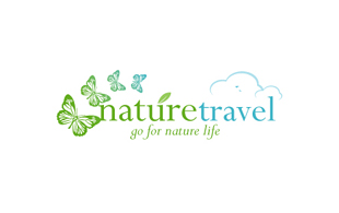 Nature Travel Leisure, Travel & Tourism Logo Design