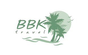 BBK travel Leisure, Travel & Tourism Logo Design