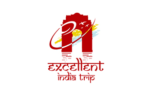 Excellent India Trip Leisure, Travel & Tourism Logo Design