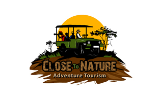 Close to Nature Leisure, Travel & Tourism Logo Design