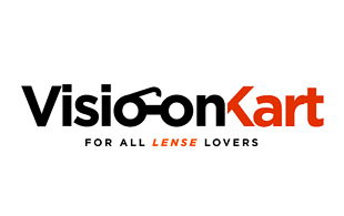Vision Kart Lens & Optics Logo Design