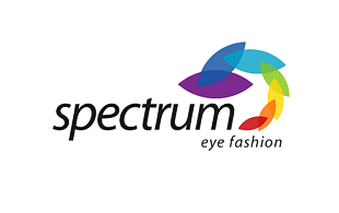 Spectrum Lens & Optics Logo Design