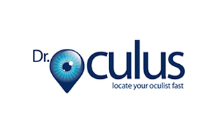 Dr. Oculus Lens & Optics Logo Design
