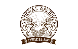 National Archives Library & Archives Logo Design