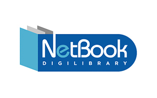 Net Book Library & Archives Logo Design