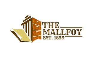 The Mallfoy Library & Archives Logo Design