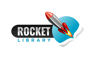 Rocket Library & Archives Logo Design