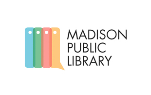 Madison Public Library Library & Archives Logo Design