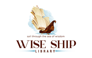 Wise Ship Library & Archives Logo Design